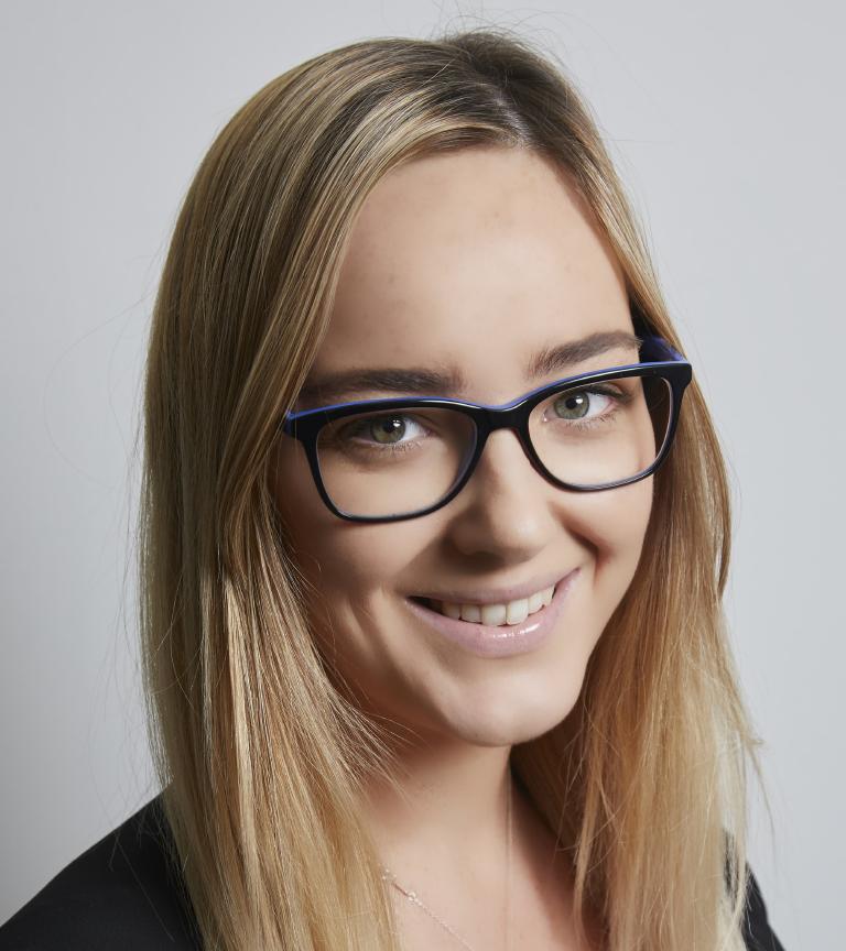 Katie Shaw - Project Coordinator